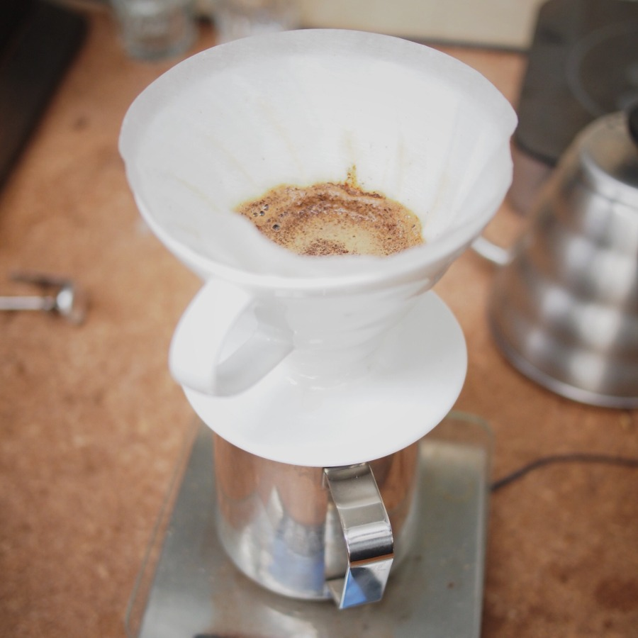 Image of Simon's V60 brew