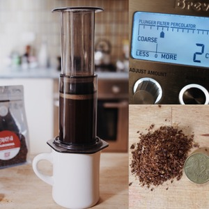 Simon Wright's brew note for Ethiopia Duromina