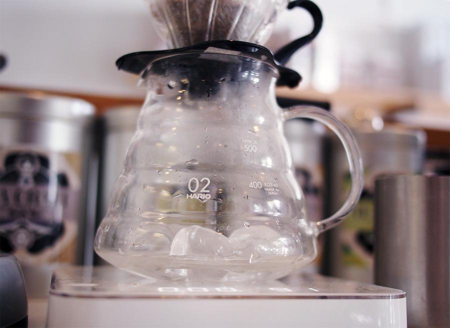 Image of Simon's V60 brew