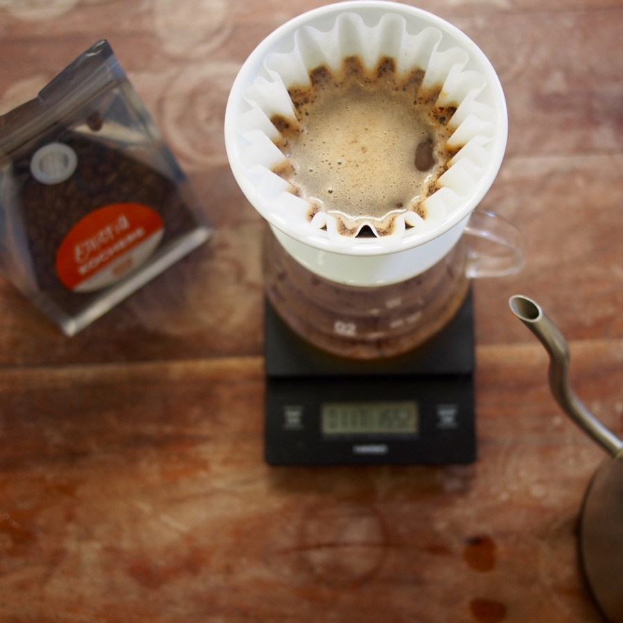 Image of Simon's Kalita Wave brew