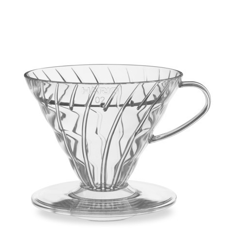 Photo of Hario V60 Dripper 2 Cup - Plastic