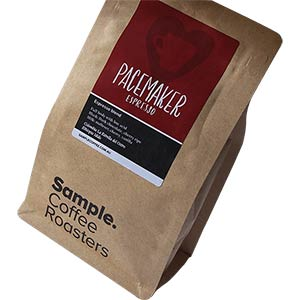 Photo of 250g Pacemaker espresso blend