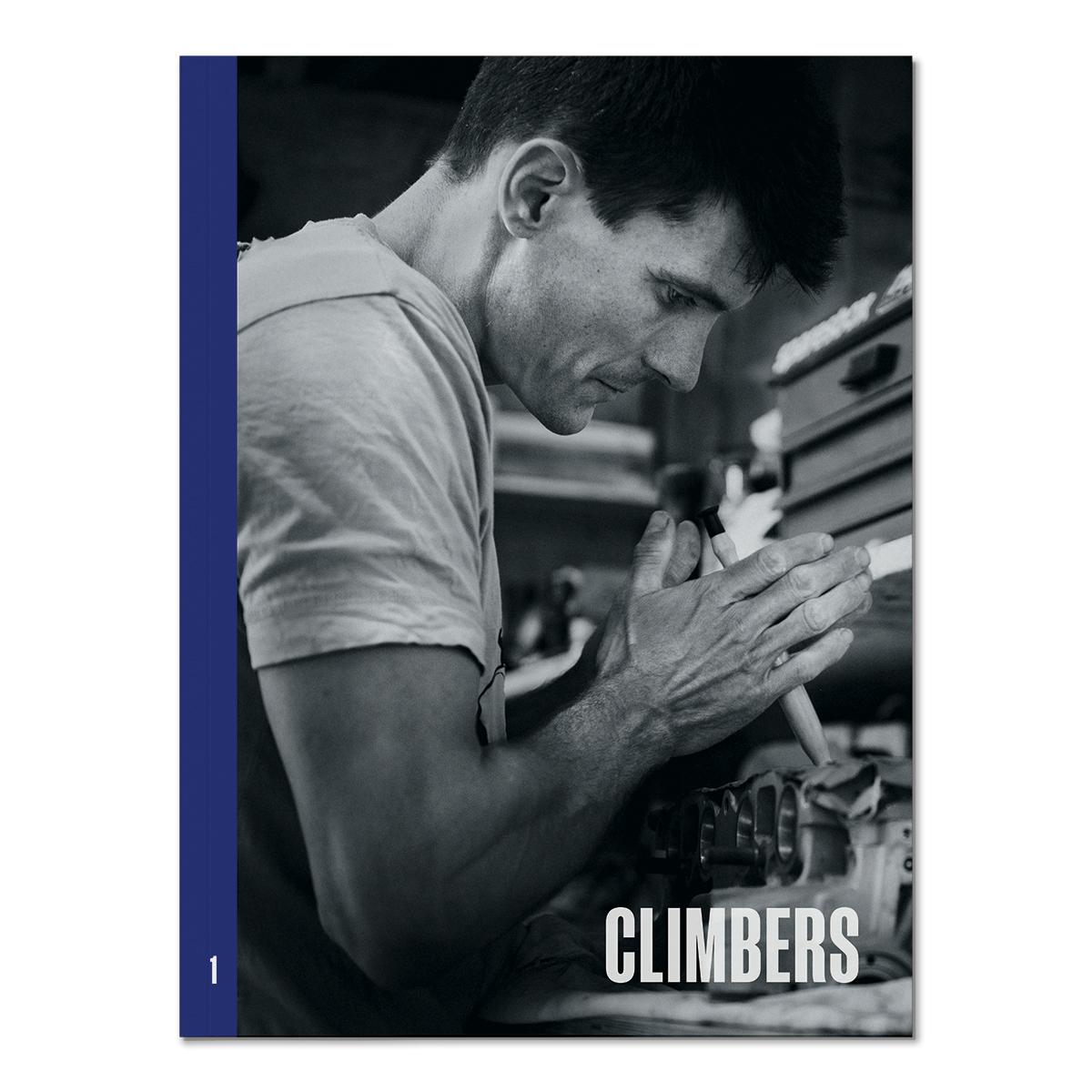 Photo of CLIMBERS Magazine Issue #1