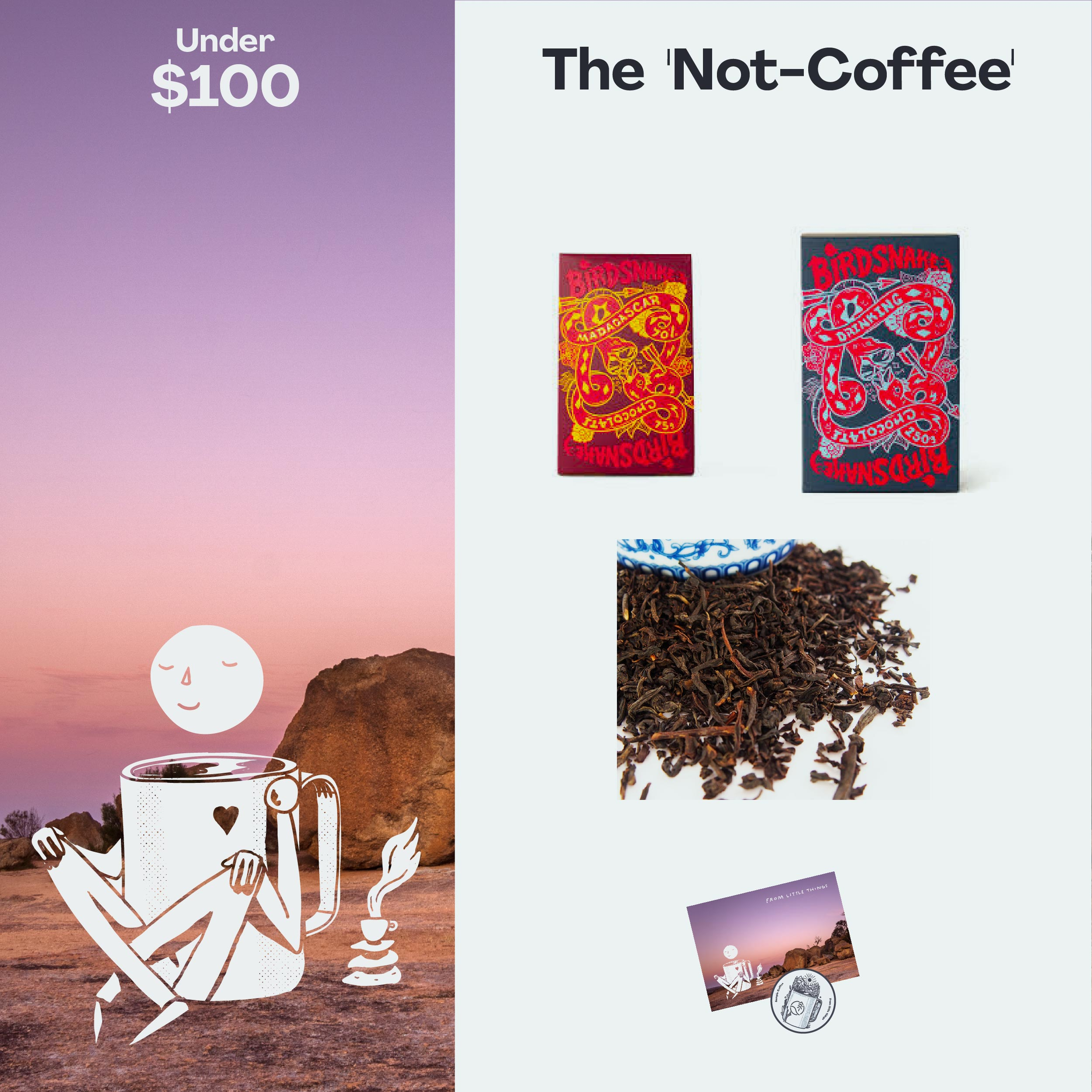 Photo of The 'Not-Coffee' Gift Pack