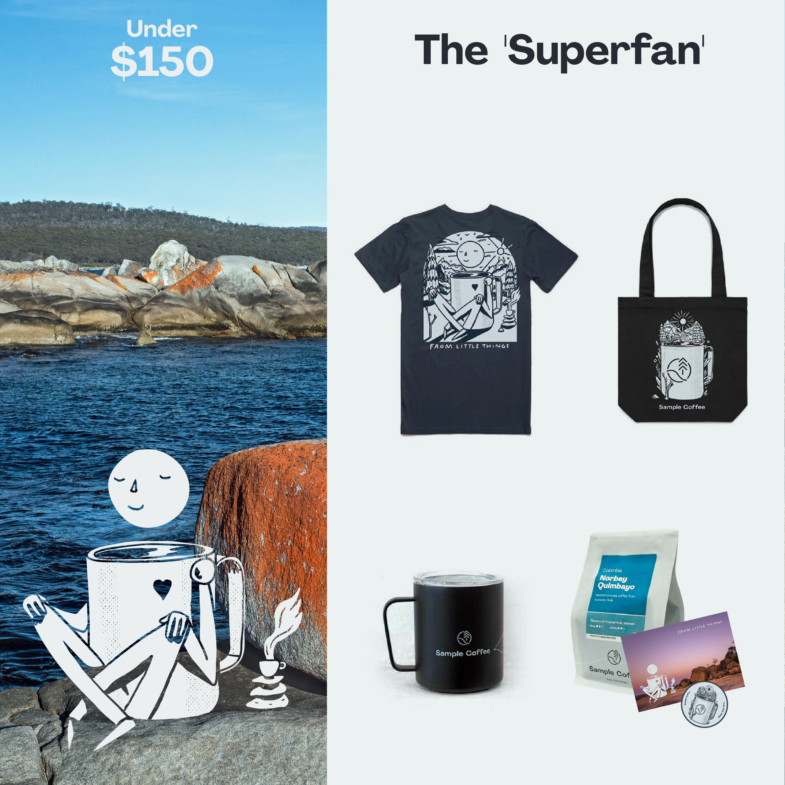 Photo of The 'Superfan' Gift Pack