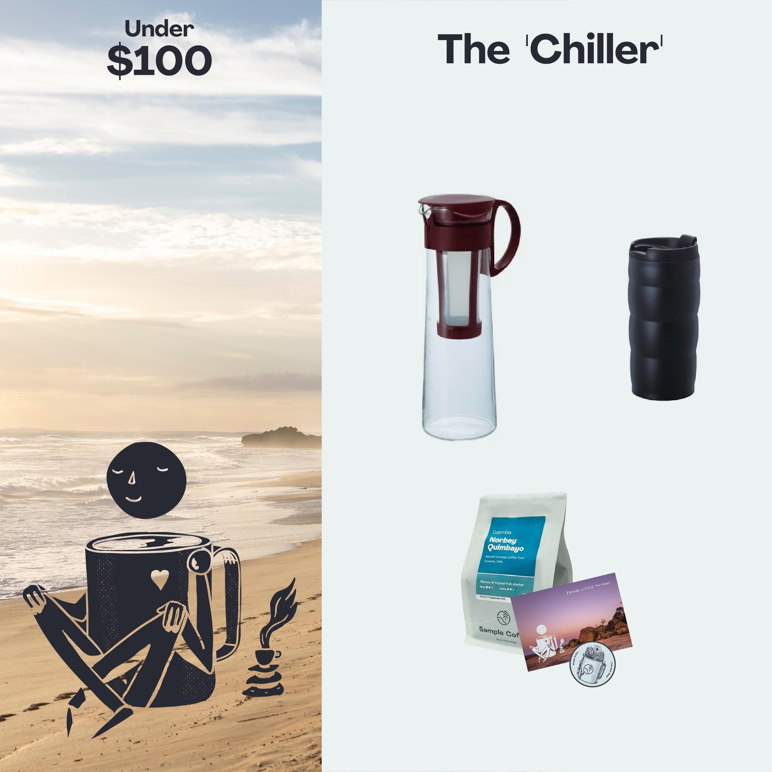 Photo of The 'Chiller' Gift Pack