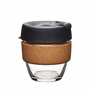 Photo of Glass KeepCup small (black)