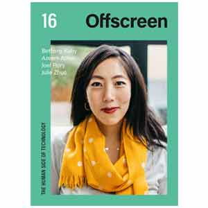 Photo of Offscreen magazine Issue 16
