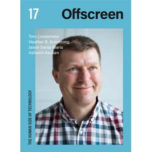 Photo of Offscreen magazine Issue 17