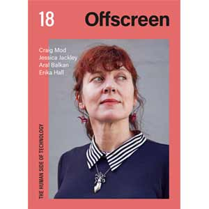 Photo of Offscreen magazine Issue 18
