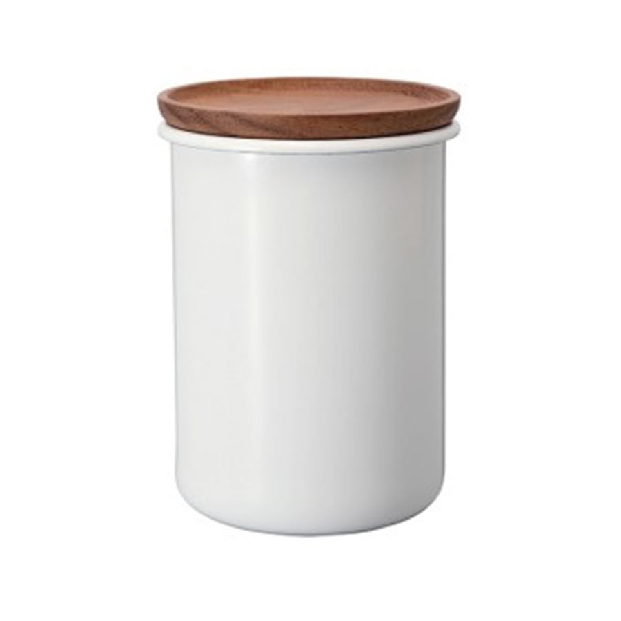 Photo of Hario Bona tea and coffee canister