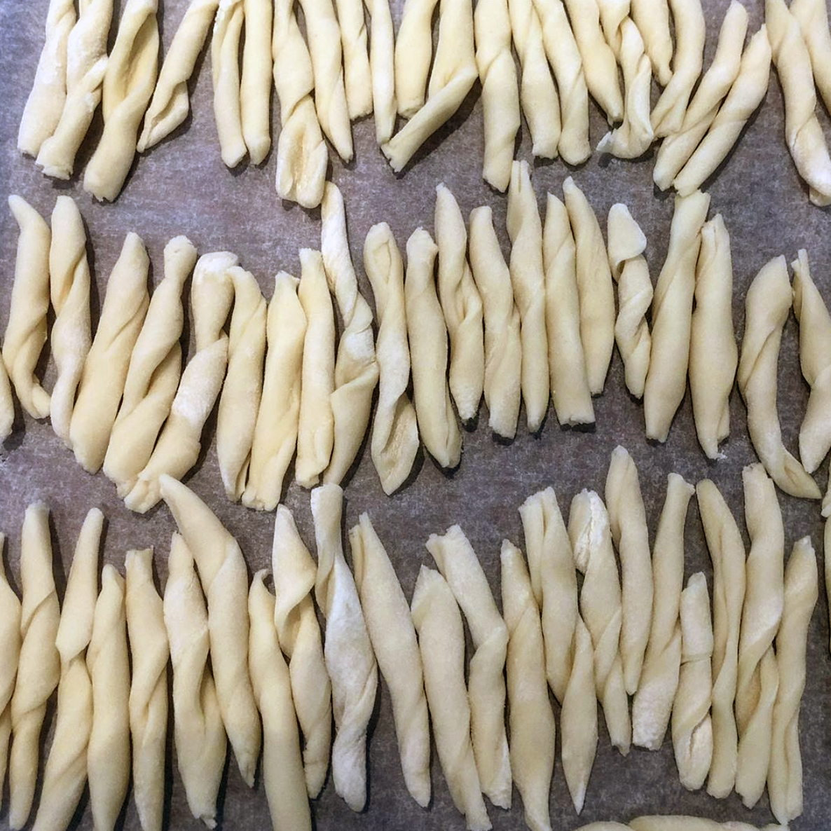 Photo of Fresh Pasta - Strozzapreti - 300g