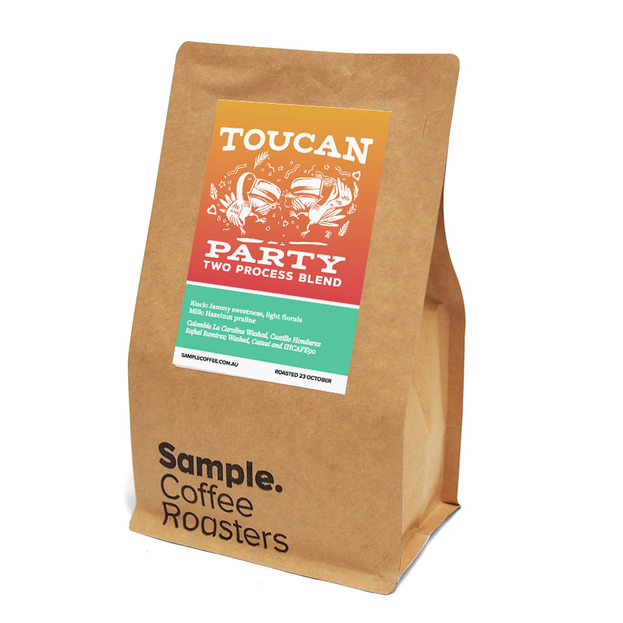 Photo of 250g Toucan Party Blend