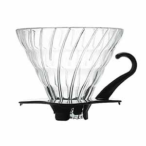 Photo of Hario V60 Dripper 2 Cup - Glass